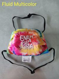 Mascherina EP PA 2020 - Energiapura Pure Air - Fluid Multicolore