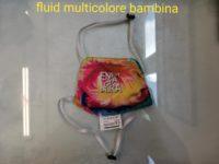 Mascherina EP PA 2020 - Energiapura Pure Air - Trinacria - Fluid Azzurra Bambina