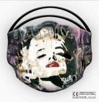 Mascherina EP PA 2020 – Energiapura Pure Air – Dicò Art – Marilyn