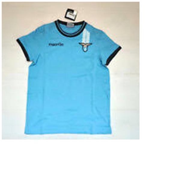 6160 MACRON T-SHIRT MAGLIETTA COTONE GARA BAMBINO 58091267 m16