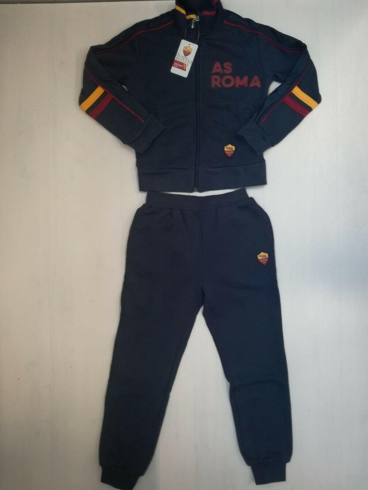 ROMA AMISTAD TUTA COTONE FELPATO SUIT FELPA PANTALONE BAMBINO JR A19B1 R13895
